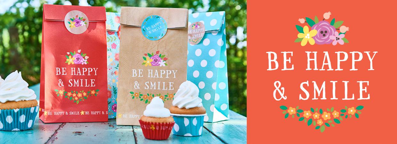 Be Happy & Smile