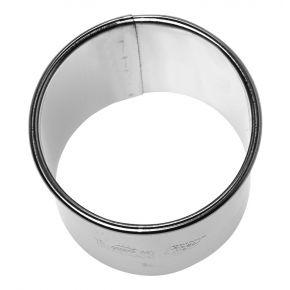 Profi-Ausstechform | Kreis, glatt, Ø 5 cm