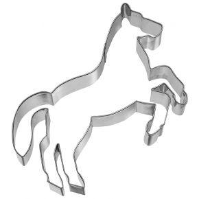 Pferd, steigend, 13,5 cm