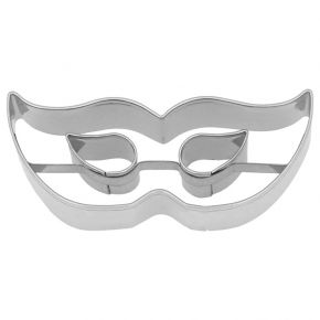 Ausstechform | Venezianische Maske, 7 cm