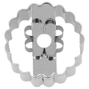 Linzer | Kleeblatt, 5 cm