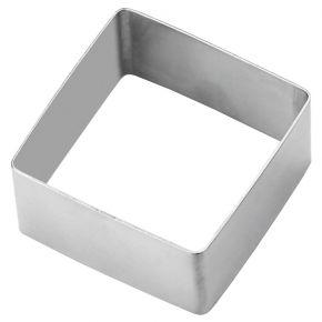 Dessert-Ring Quadrat