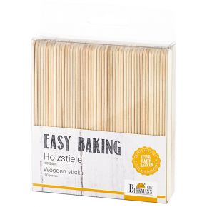 Holzstiele | Easy Baking