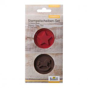 Stempel-Set | Schaukelpferd & Stern