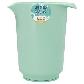 Rühr- und Servierschüssel, Türkis, 1,5 Liter