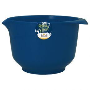 Rühr- und Servierschüssel, Dunkelblau, 2 Liter