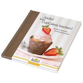 CupCake Buch - Jeder kann CupCakes backen!