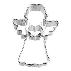Engel mit Herz, 7 cm
