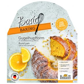 Gugelhupfform, 22 cm | Basic Baking