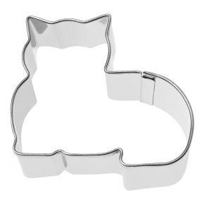 Katze, sitzend, 5 cm
