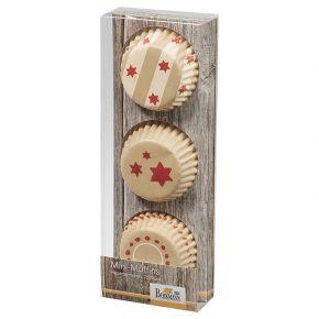 Mini-Muffin-Papierförmchen   Little Christmas II