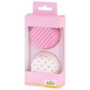 Muffin-Papierförmchen | Colour Kitchen, Rosa