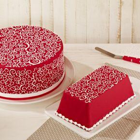 Torten Schablonen-Set | Kringel