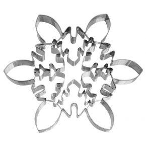 XXL-Ausstechform | Eiskristall, 20 cm