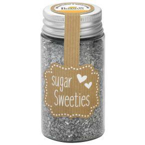 Zuckerkristalle | Silber