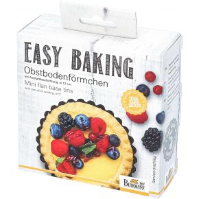 Obstbodenförmchen   Easy Baking