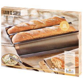 Baguette-Blech, perforiert | Laib und Seele