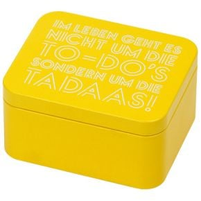 Geschenkbox | Colour Kitchen, Gelb