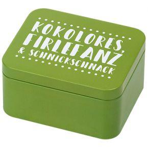 Geschenkbox   Colour Kitchen, Grün