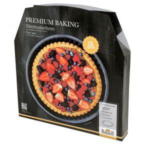 Obstbodenform, 30 cm   Premium Baking