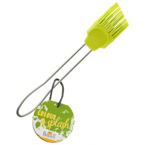 Silikonpinsel | Colour Kitchen, 3 cm, Grün