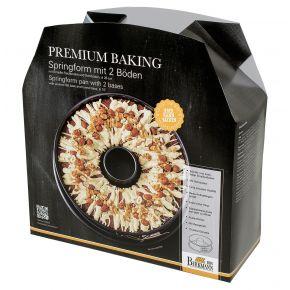 Springform mit zwei Böden, 26 cm | Premium Baking