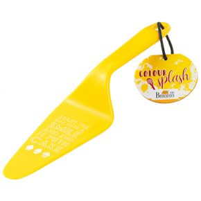 Tortenheber | Colour Kitchen, Gelb